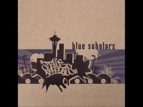 Blue Scholars- Sagaba