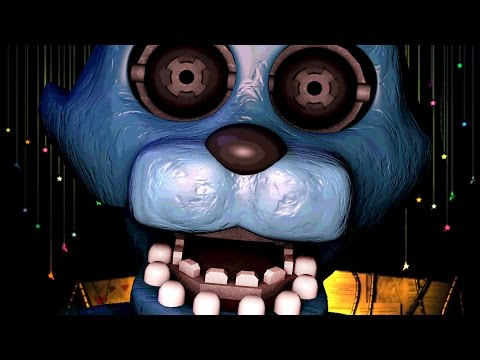 MoMo on a RAMPAGE!! | Five Nights at Candy's #4