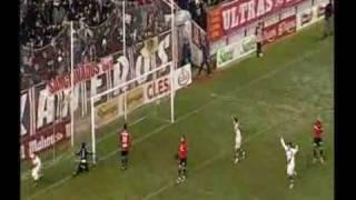 Rayo 2 - Mallorca 1 1/8 Copa del Rey Ida 7-1-2010