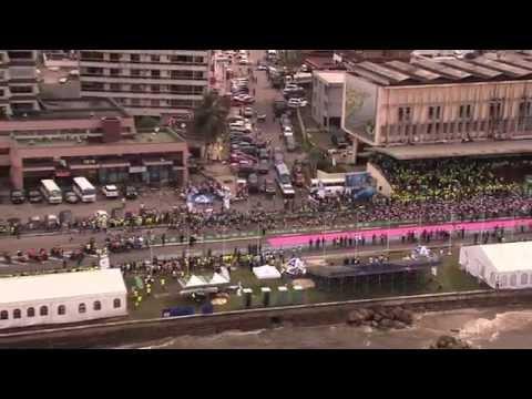 Marathon du Gabon 2014 - 26 mn
