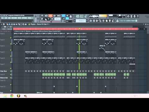 Alexis & Fido Ft Maluma - Imagínate Remix (Remake) (By Richard RD) (Flp+Mp3)