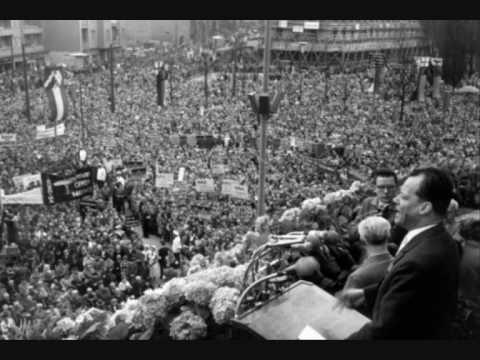 1958-11-27 - Willy Brandt (Bürgermeister von Berlin) - Über das Berlin-Ultimatum (7m 11s)