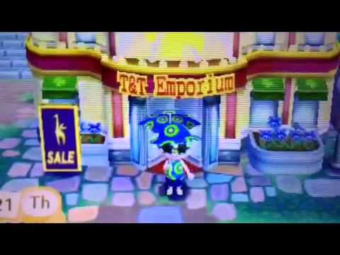 animal crossing new leaf how to get gracie