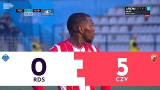 Radnik Surdulica - Crvena zvezda | 0:5 | Pregled utakmice | Superliga Srbije