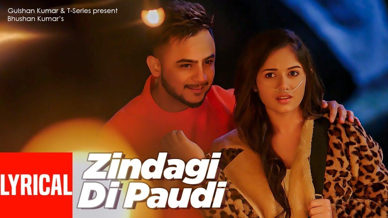Download Lyrical:  Zindagi Di Paudi | Millind Gaba | Jannat Zubair, Nirmaan, Shabby