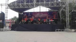 FLS2N Tahun 2015 SMKN 1 Gorontalo di Palembang