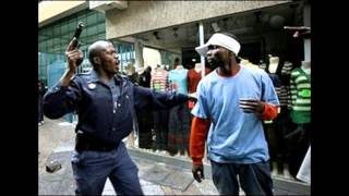 Transformation from the old south african police to the new south african police
