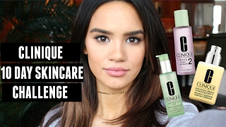 Clinique Skincare Challenge Results + Review!