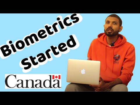 Canada Immigration Started Biometrics | IELTS Needed After AIP Study Visa