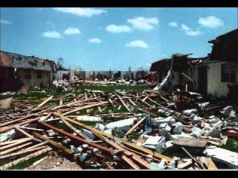 Hank Goldberg Hurricane Andrew Post Storm Coverage (August 24, 1992)