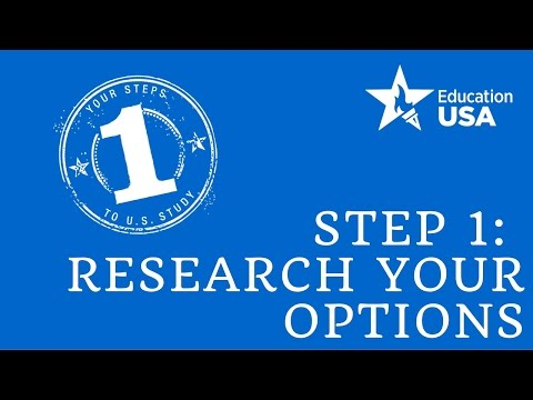 Step 1: Short-listing Universities: Finding the Best Fit