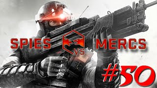 Spies Vs. Mercs Gameplay 50 - SvM Blacklist at the Virus Vault
