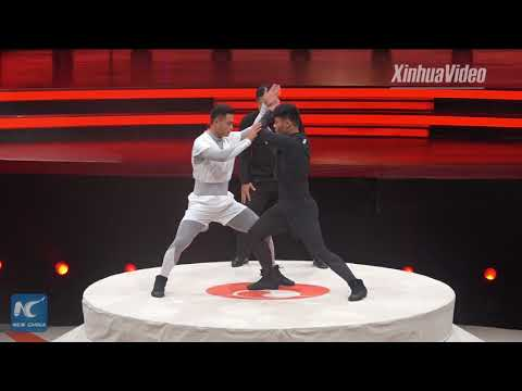 Will Gong Shou Dao, an innovated form of Tai Chi, become Olympic program?