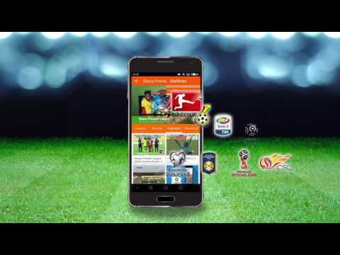 Free download StarTimes - Live TV & Football APK for Android