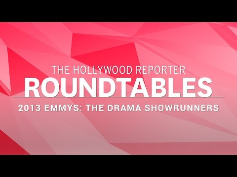 Aaron Sorkin, Matthew Weiner and more Drama Showrunners on THR's Roundtable | Emmys 2013