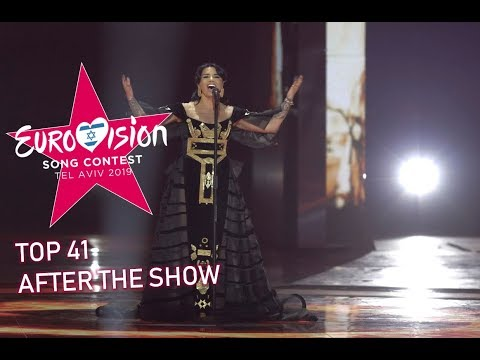 Eurovision 2019: My Top 41 [After The Show - WITH COMMENTS]