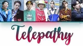 [THAISUB/ซับไทย] Telepathy (잠시) - BTS (방탄소년단) #ไซคีซับ
