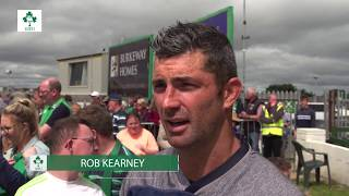 Irish Rugby TV: Ireland Open Training Session - Galway
