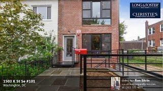 Sale: 2 Beds - 2 Baths - 906 sq ft - Washington - DC [$549,000] MLS #: DC10362515