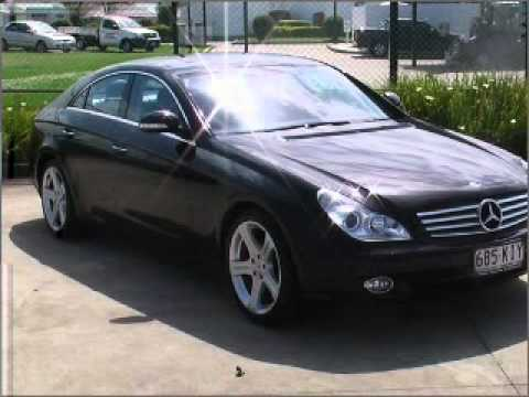 2005 mercedes benz cls 350 lawnton qld youtube. Black Bedroom Furniture Sets. Home Design Ideas