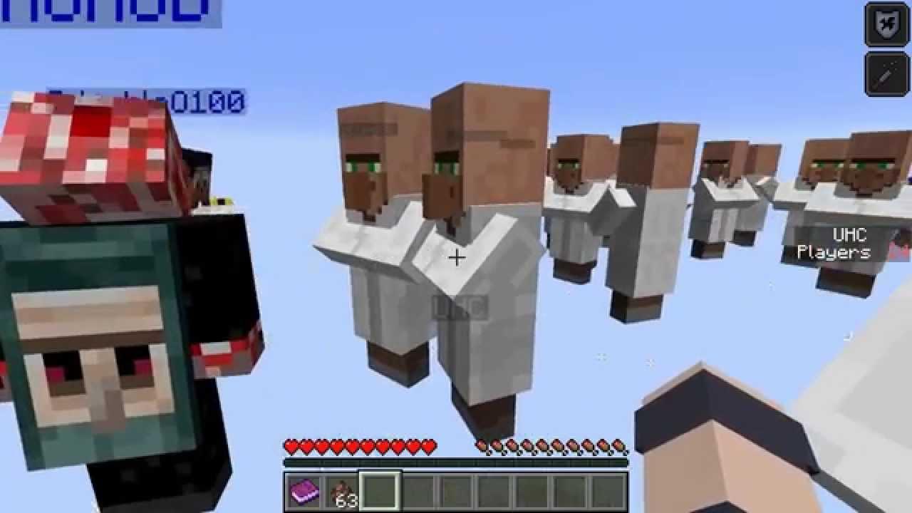 Minecraft - HermitCraft UHC S9: Episode 9