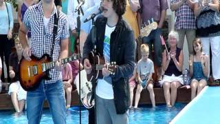 "Dominik Büchele ""Hazel Eyes"" - ZDF Fernsehgarten 22.05.11"