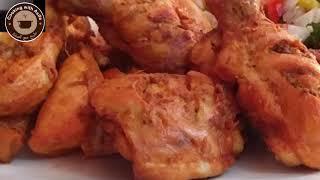 Spicy Fry chicken Recipe | Homemade Chicken Fry Recipe |Crispy Fried chicken-