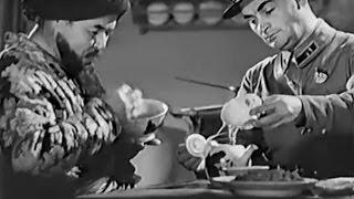 Друзья встречаются вновь 1939 Таджик-фильм басмачи