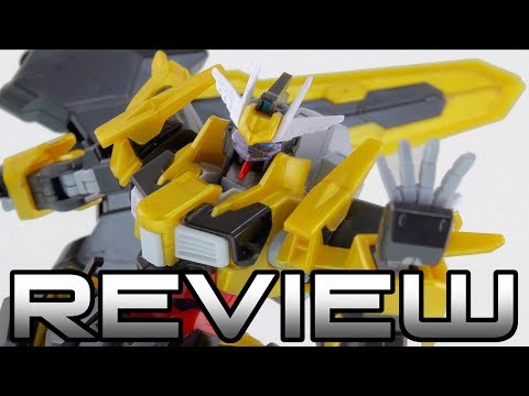 HG 1/144 Schwarzritter - GUNDAM BUILD FIGHTERS - Mecha Gaikotsu Gunpla Review