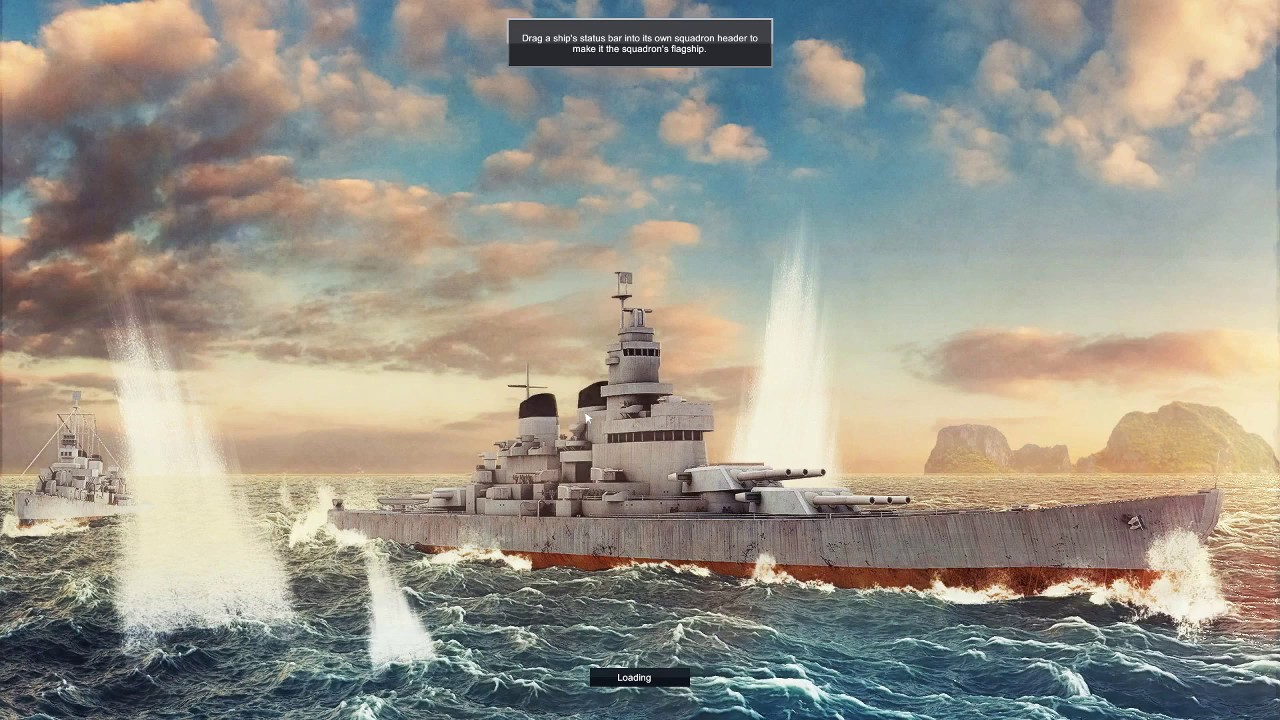 Victory At Sea Pacific 1st Twitch Stream gameplay reveal