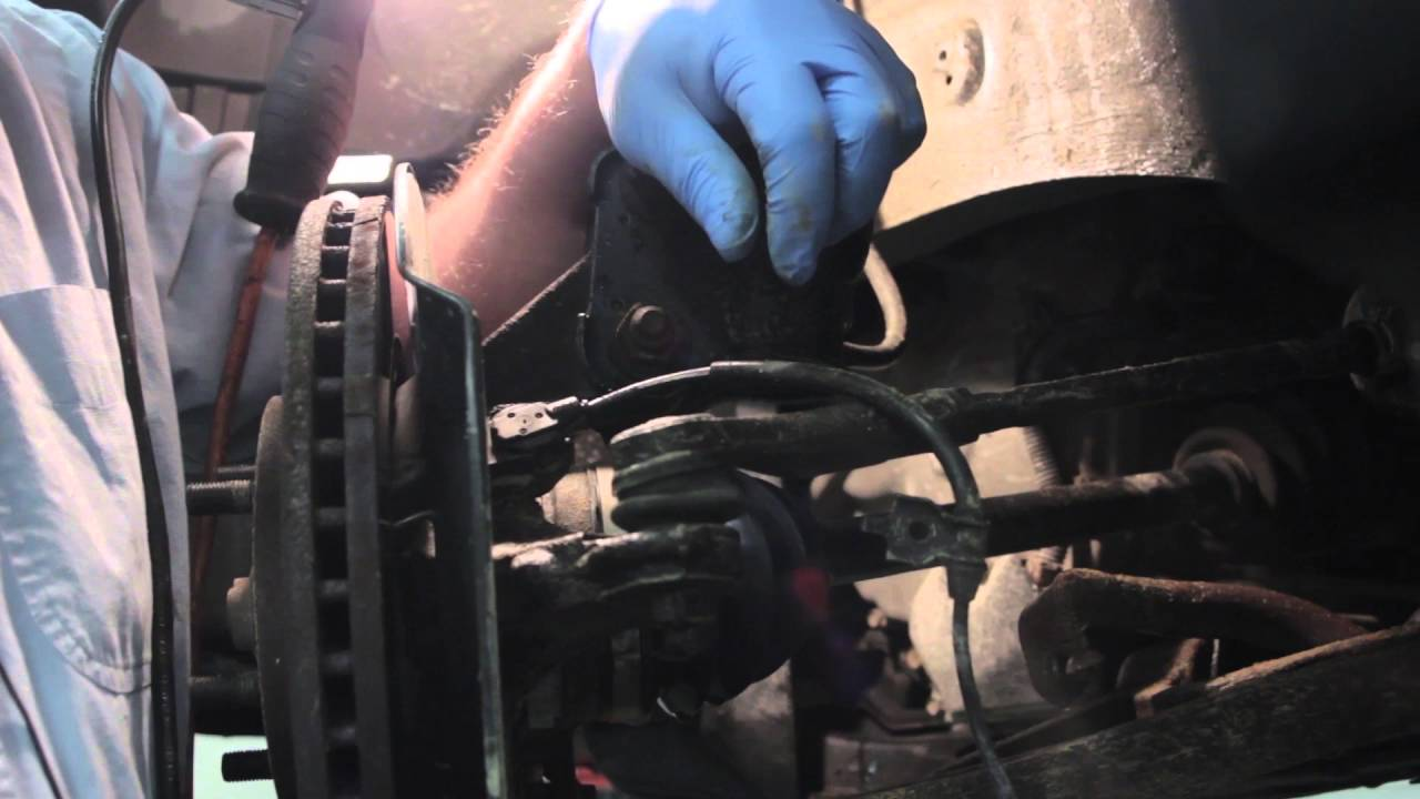 ABS Sd Sensor Replacement - Typical Abs Wire Harness Traction Gx on