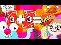 3 + 3 = Uno Uno | ZomGer vs. Palldado