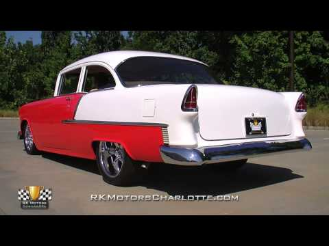 134347 / 1955 Chevrolet Bel Air