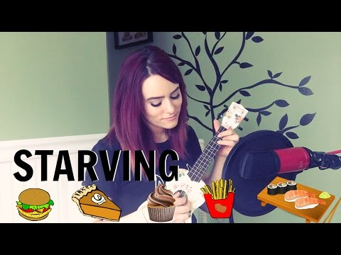 Starving - Hailee Steinfeld/Zedd (Kelaska Ukulele Cover)