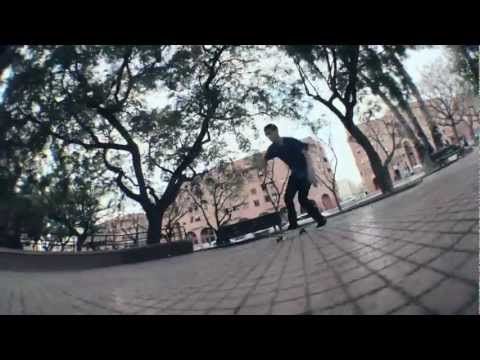 Emerica UK Team in Alicante - Off Season