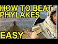 HOW TO KILL PHYLAKES AS A LOW LEVEL!! (AC ORIGINS)