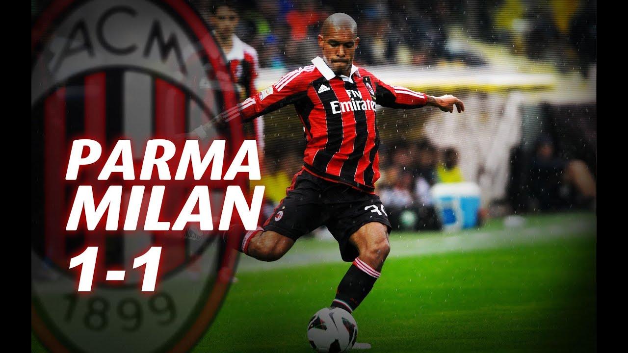 Download Parma-Milan 1-1