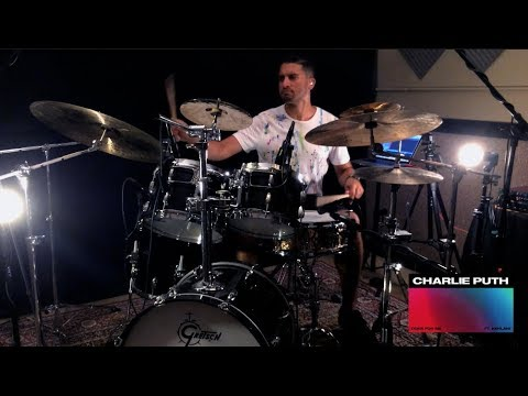 Charlie Puth - Done For Me - Drum Cover Remix