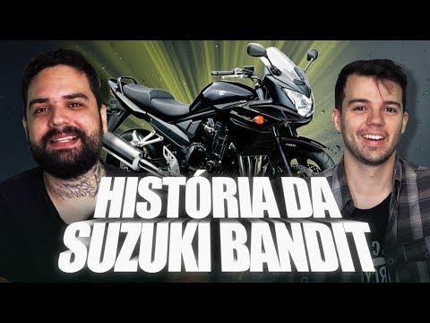 HISTÓRIA DA SUZUKI BANDIT - MOTORAMA #93