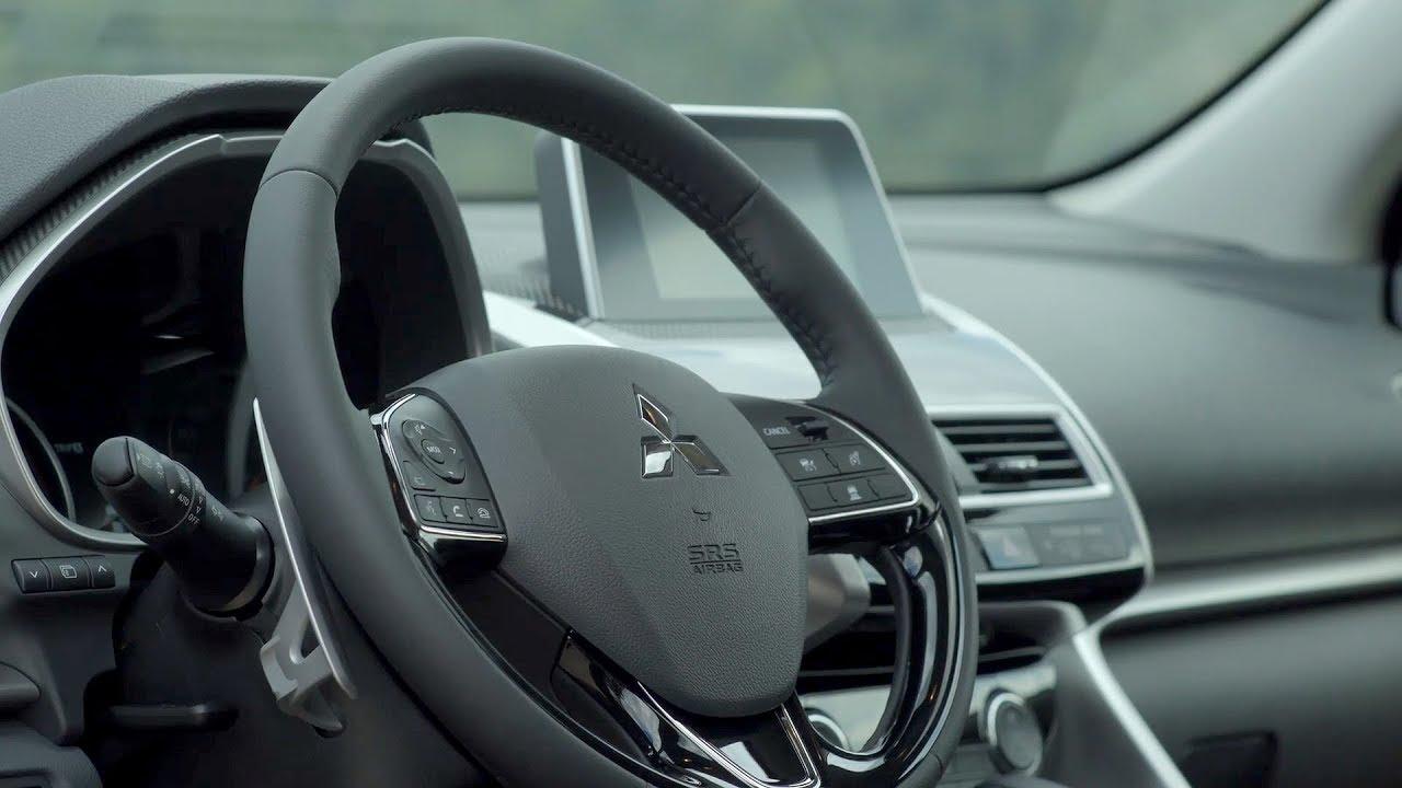 2018 Mitsubishi Eclipse Cross - Interior