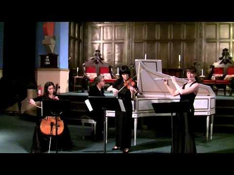 Dolce Suono Trio: Corelli and Purcell Trio Sonatas