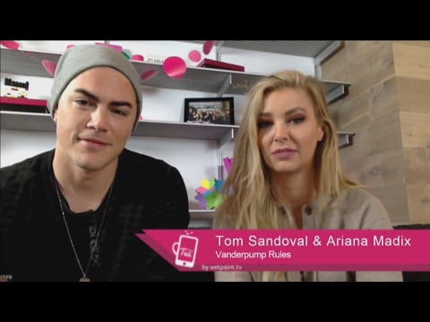 The Tea With Tom Sandoval and Ariana Madix