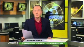 Начала работу горячая линия каналов «Футбол 1»/ «Футбол 2»