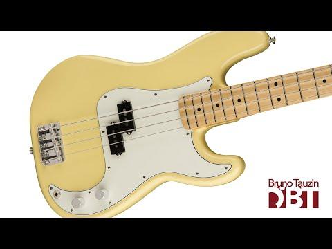 Fender Jazz Bass Player ? Test Complet