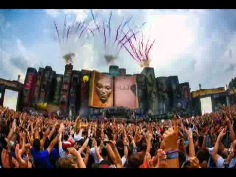 Avicii-Tomorrowland 2012 Part 1