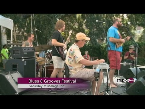 Studio 10: Blues and Grooves festival