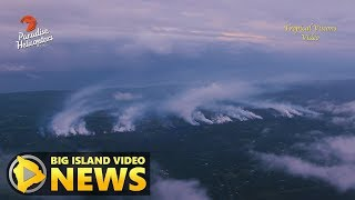 Hawaii Volcano Eruption Update - Wednesday Afternoon (May 9, 2018)