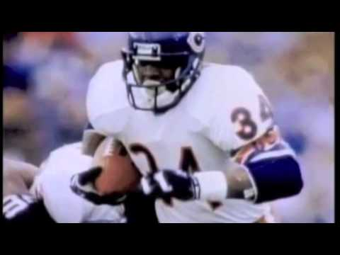 Walter Payton - Power, Grace, and Passion