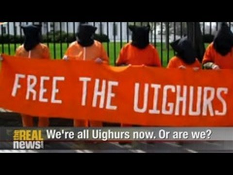 We're all Uighurs now. Or are we?