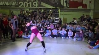 Ghetto Blaster 2013 | waacking | Anastacia IceCreamCrew | selection Thumbnail